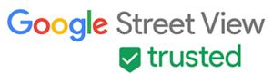 Googleストリートビュー認定証